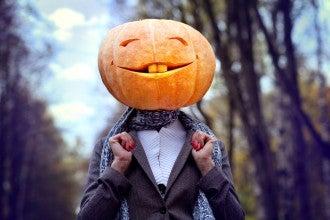 halloween, küstume, selber machen, do it yourself, kürbis, pumpkin