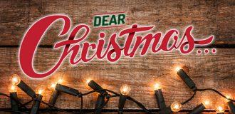 Dear Christmas eDreams Gewinnspiel
