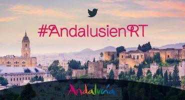 Folgen, Retweeten und einen Flug nach Andalusien gewinnen!