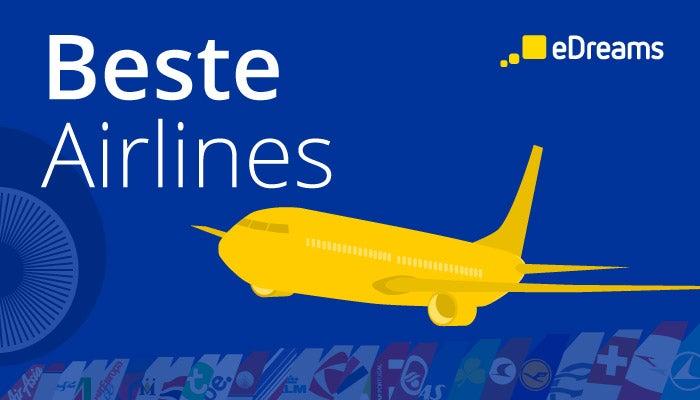 die besten airlines edreams