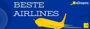Die besten Airlines 2014