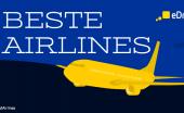 Die besten Airlines 2014 edreams