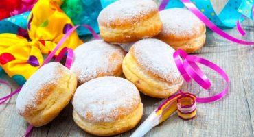 Karneval 2015 – die leckersten Berliner Rezepte