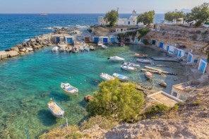 Die schönsten griechischen Inseln