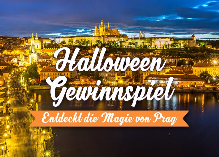 Halloween-Gewinnspiel