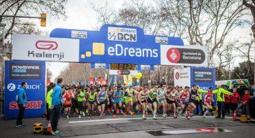 Twitter Gewinnspiel: eDreams Halbmarathon Barcelona