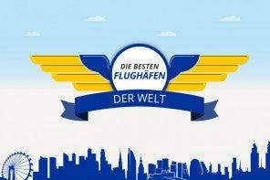 Die besten Flughäfen der Welt 2016