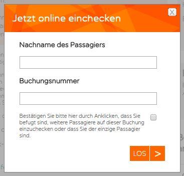 easyjet online check-in