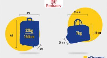 Emirates Gepäck & Handgepäck Regeln