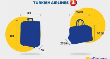 Turkish Airlines Gepäck und Handgepäck Bestimmungen