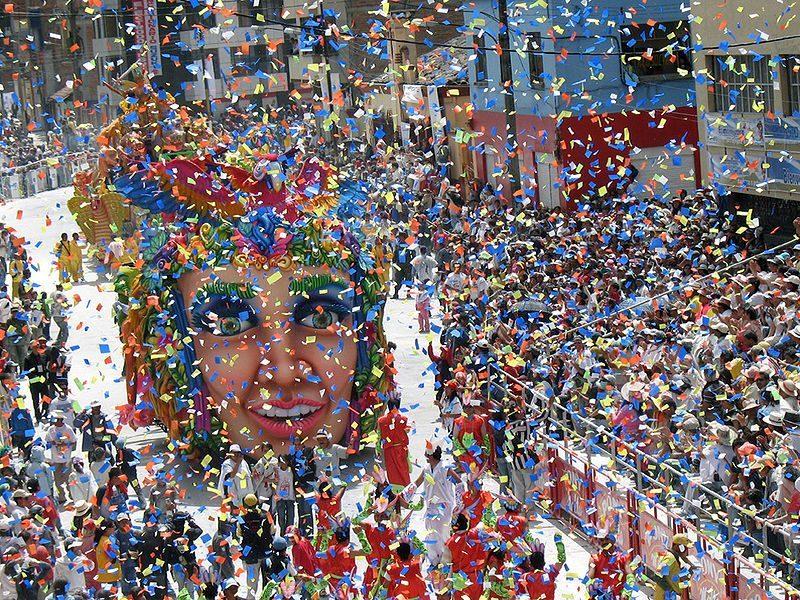 Karneval weltweit - travel blog (1)