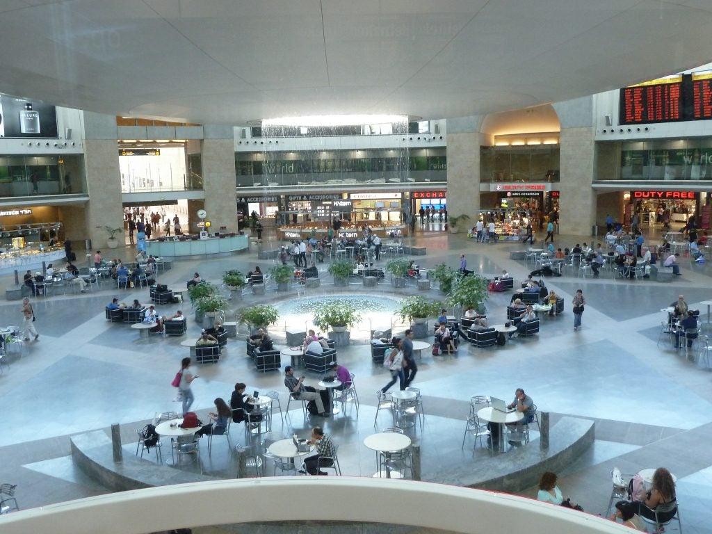 Tel Aviv Flughafen_edreams_reiseblog