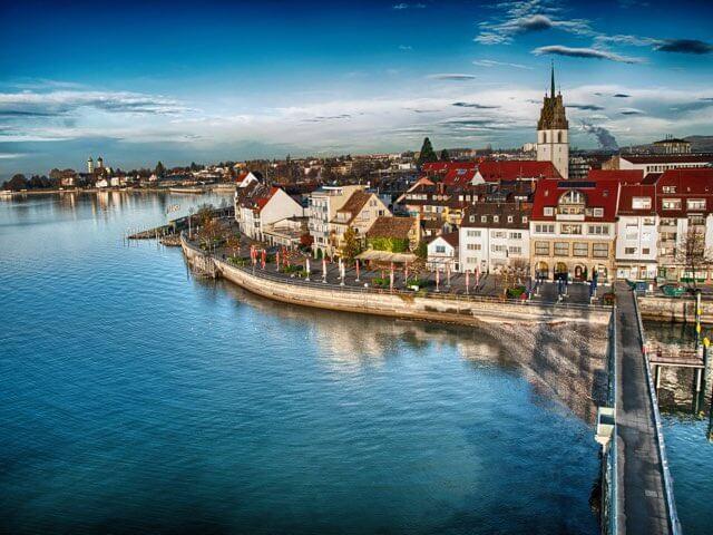 Flug Friedrichshafen günstig buchen! - eDreams Flugangebote