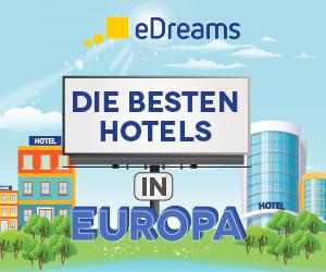 Die besten Hotels Europas Studie